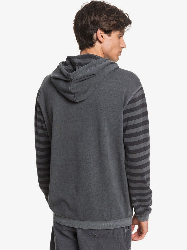 Sudadera Quiksilver Timber Toast Iron Gate