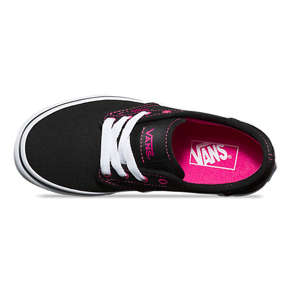 Zapatillas Vans Atwood Black/Pink
