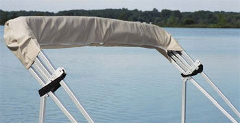 "Replacement 8'6""x10' Storage Boot - PontoonBoatTops.com"