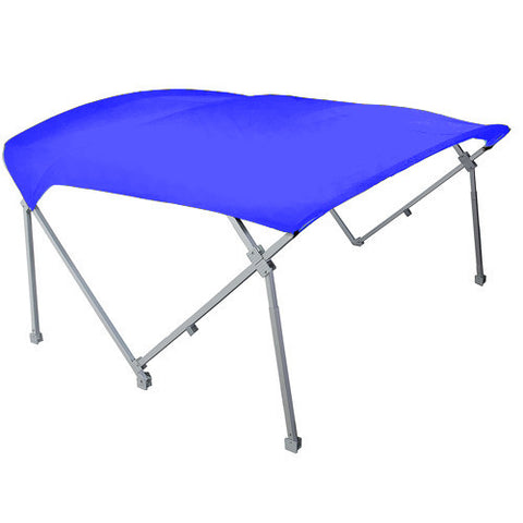 8'x10' Deluxe Frame & Fabric Kit - PontoonBoatTops.com