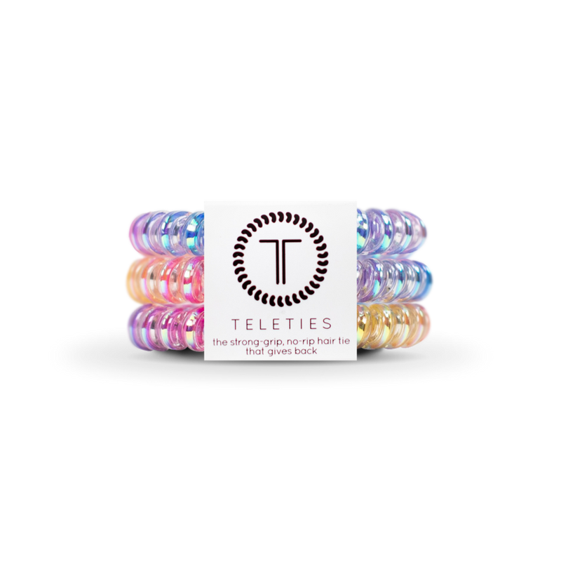 Small Teleties - Eat Glitter For Breakfast - Kendry Collection Boutique