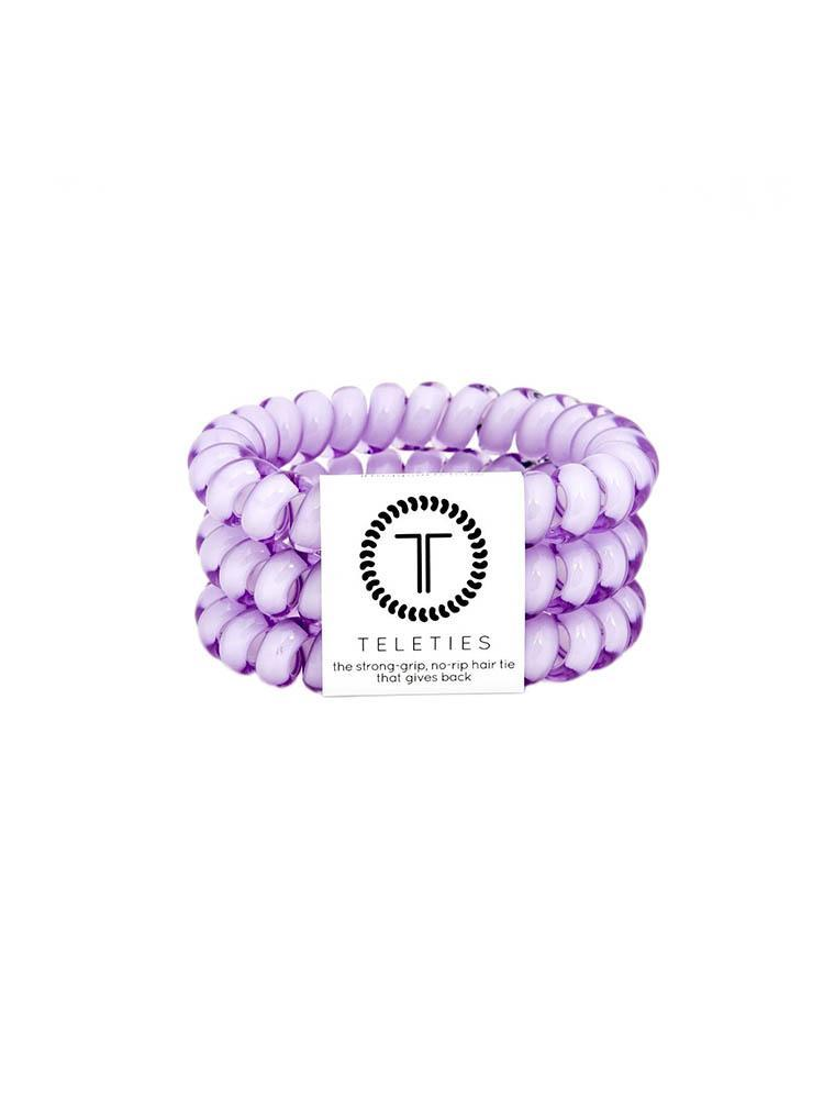 Small Teleties - Lavender Fields - Kendry Collection Boutique