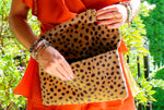 Leopard Foldover Clutch, Cheetah Print Clutch, Animal Print Clutch, Leopard Crossbody Handbag, Faux Pony Hair Leopard Envelope Clutch, Asymmetrical Leopard Clutch | Shop Trendy Women's Clutches, Bags And Purses Online Now At Kendry Collection Online Boutique