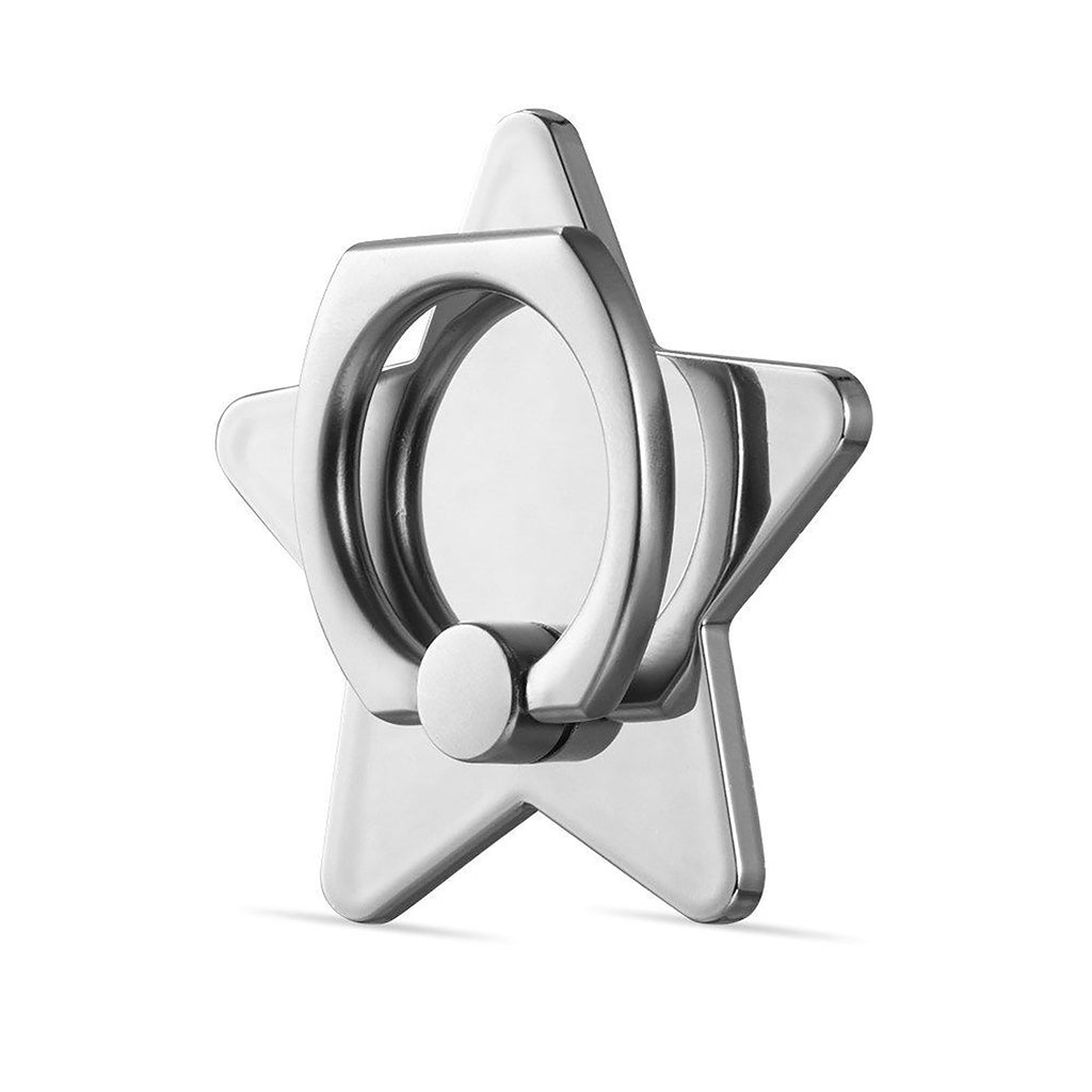Star Finger Ring Smartphone Stand