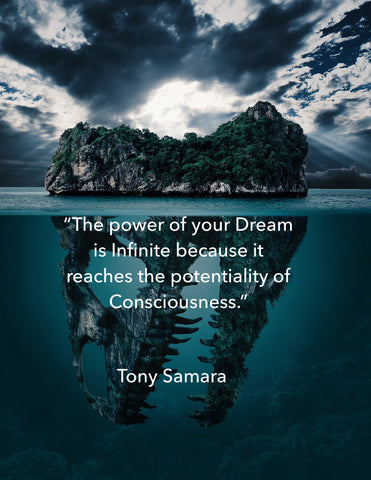 JUST ANNOUNCED Dream & Meditation SPA Retreat with Tony Samara