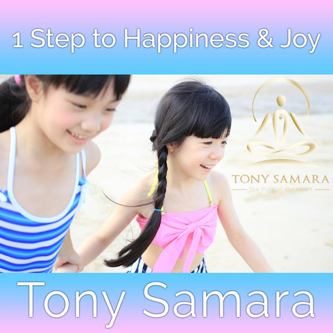 1 Step to Happiness & Joy (MP3 Audio Download)