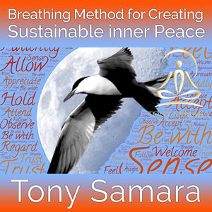 Breathing Method for Creating Sustainable inner Peace (MP3 Audio Download) - Tony Samara Meditation