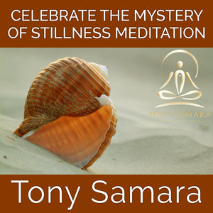Celebrate the Mystery of Stillness Meditation (MP3 Audio Download) - Tony Samara Meditation
