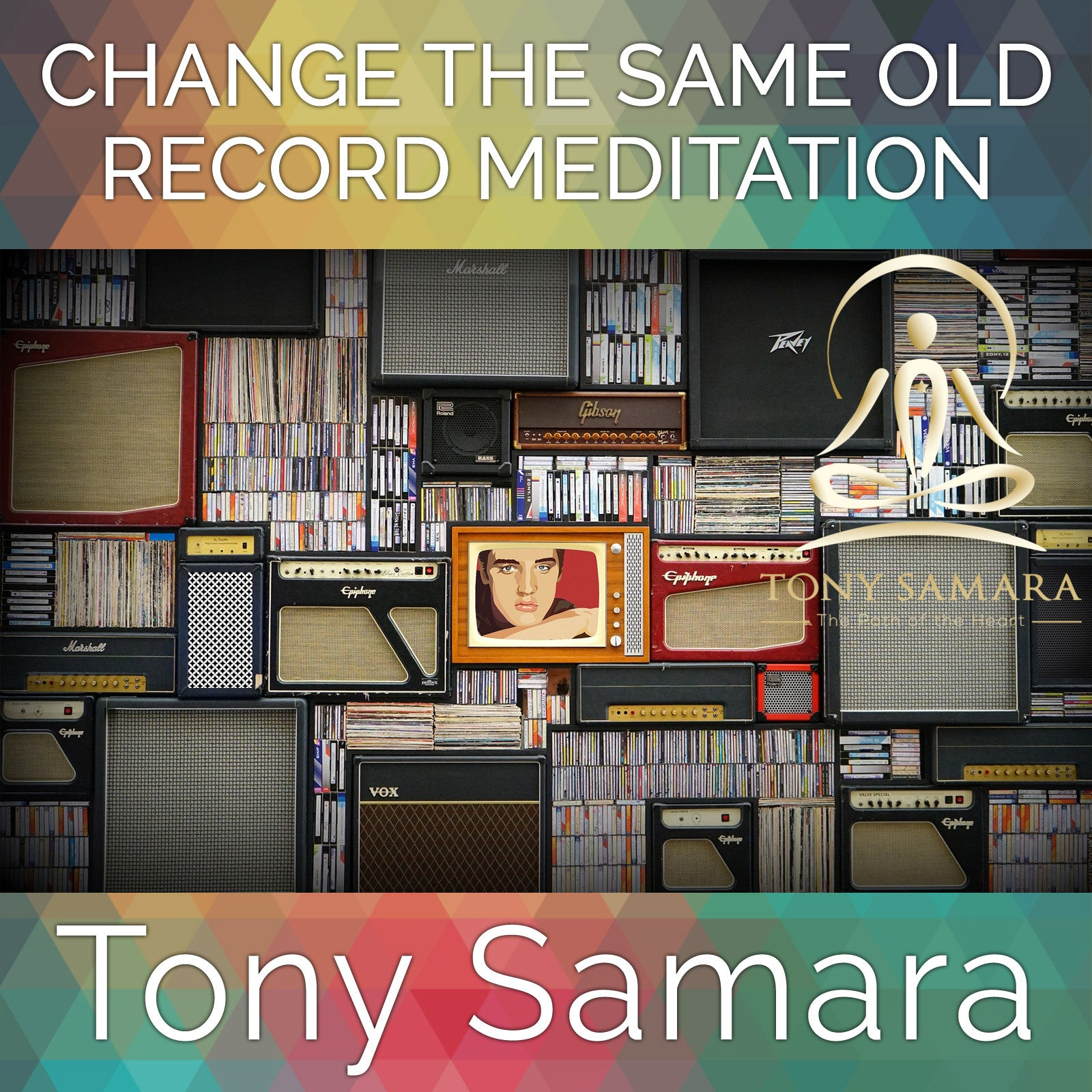 Change the Same Old Record Meditation (MP3 Audio Download) - Tony Samara Meditation