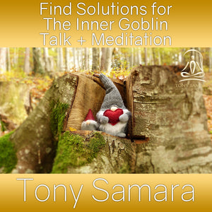 Find Solutions for The Inner Goblin Talk + Meditation (MP3 Audio Download) - Tony Samara Meditation