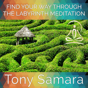Find Your Way Through the Labyrinth Meditation (MP3 Audio Download)