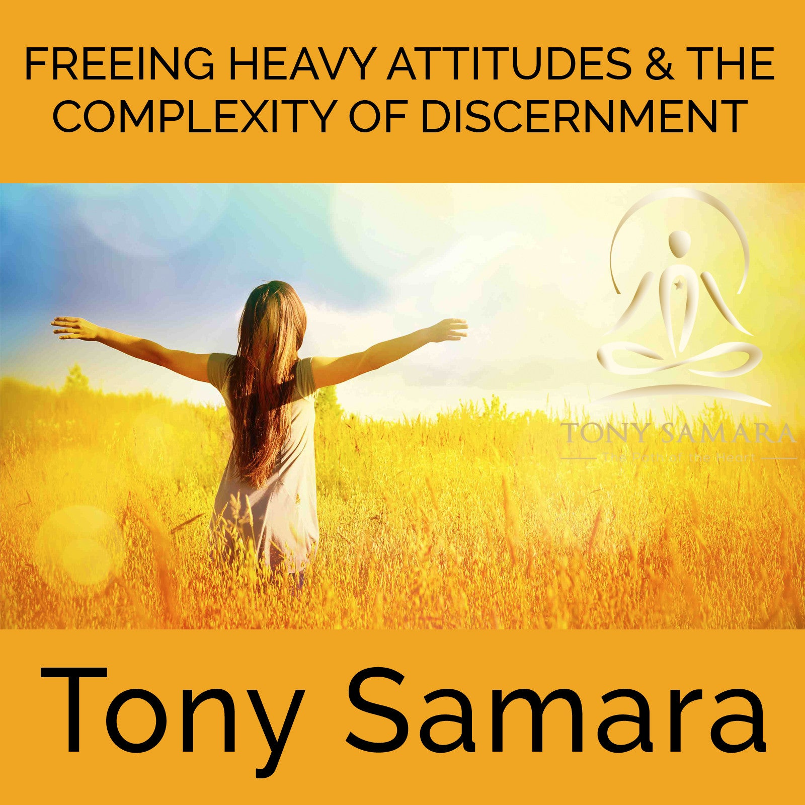 Freeing Heavy Attitudes & the Complexity of Discernment (MP3 Audio Download) - Tony Samara Meditation