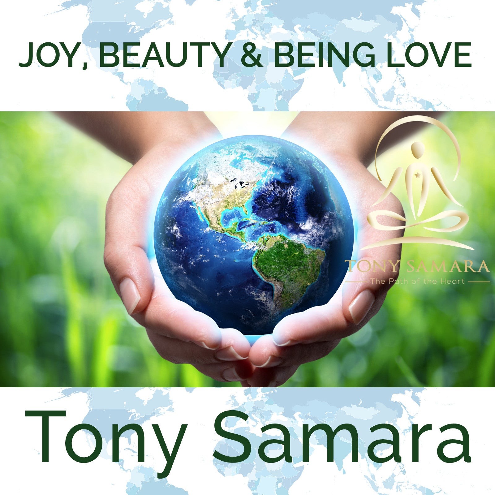 Joy, Beauty & Being Love (Realisation Meditation Inner Peace) (MP3 Audio Download) - Tony Samara Meditation