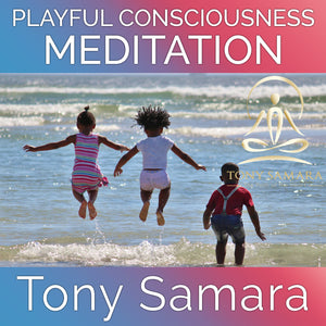 Playful Consciousness Meditation (MP3 Audio Download) - Tony Samara Meditation