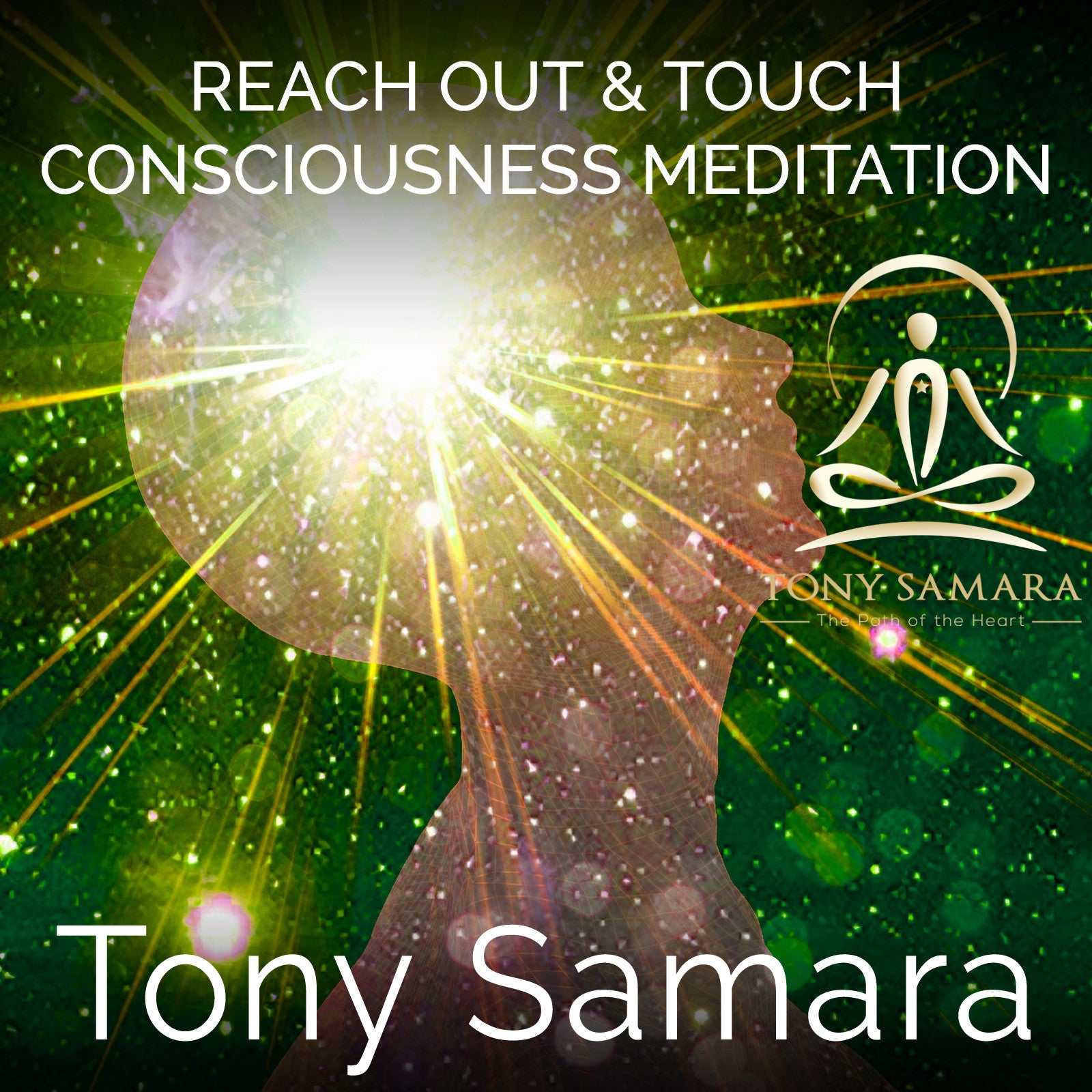 Reach Out & Touch Consciousness Meditation (MP3 Audio Download) - Tony Samara Meditation