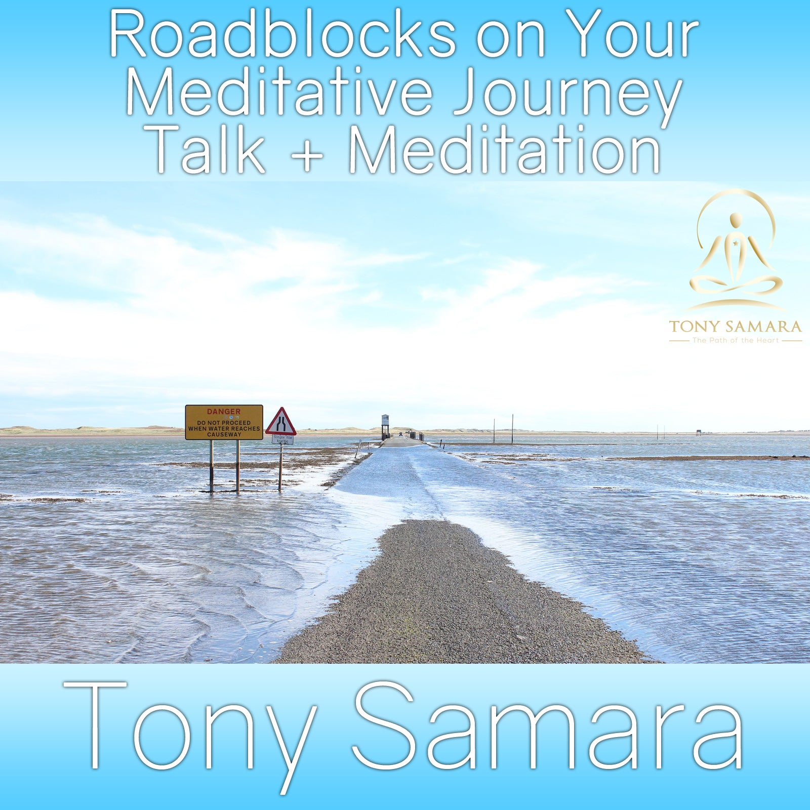 Roadblocks on Your Meditative Journey Talk + Meditation (MP3 Audio Download) - Tony Samara Meditation