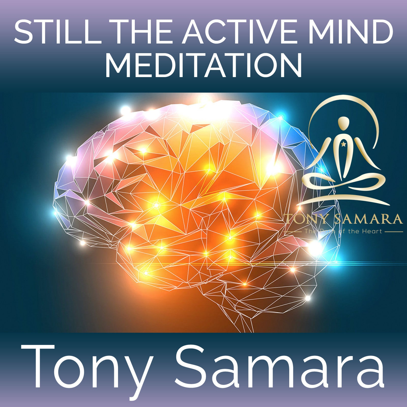 Still the Active Mind Meditation (MP3 Audio Download) - Tony Samara Meditation