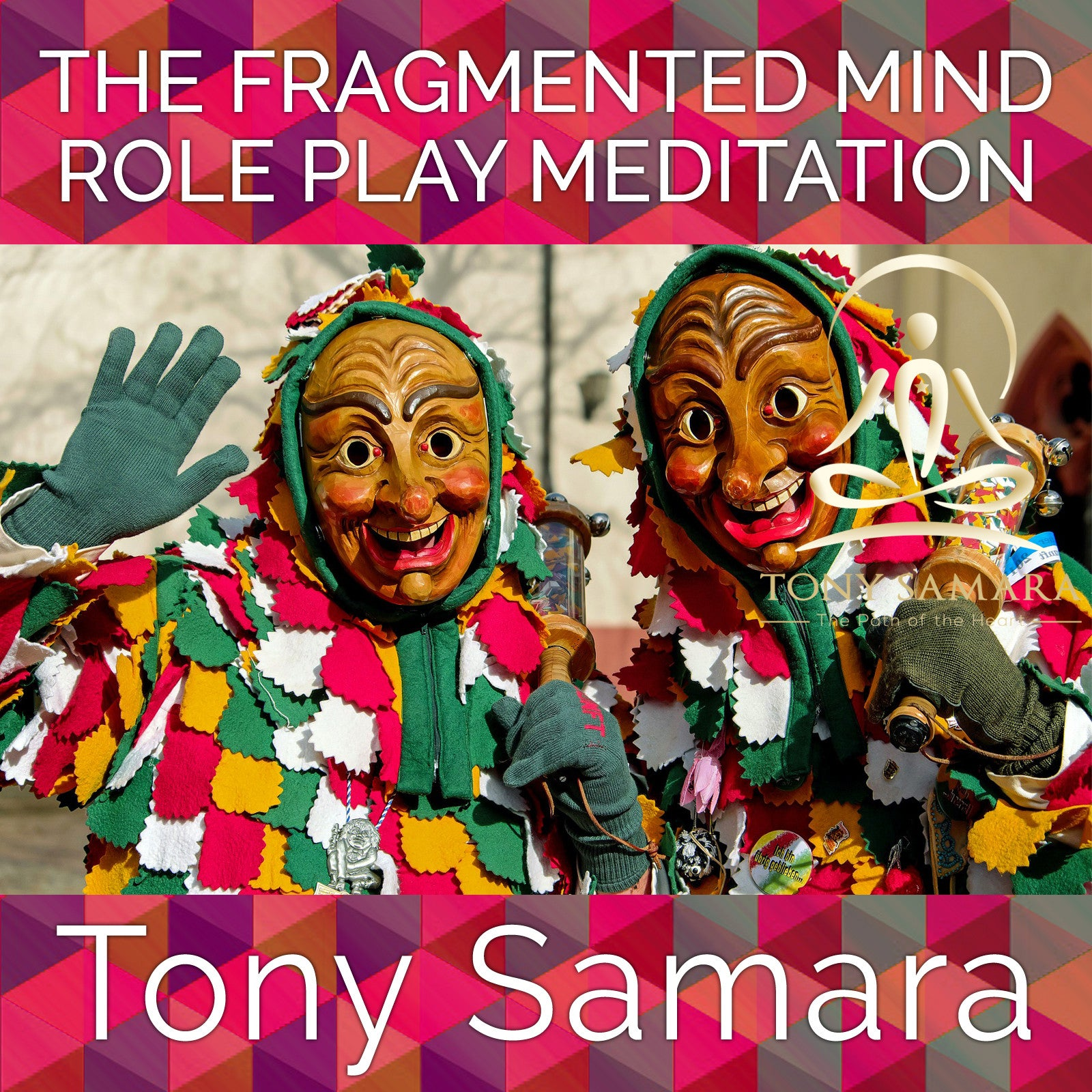 The Fragmented Mind Role Play Meditation (MP3 Audio Download) - Tony Samara Meditation