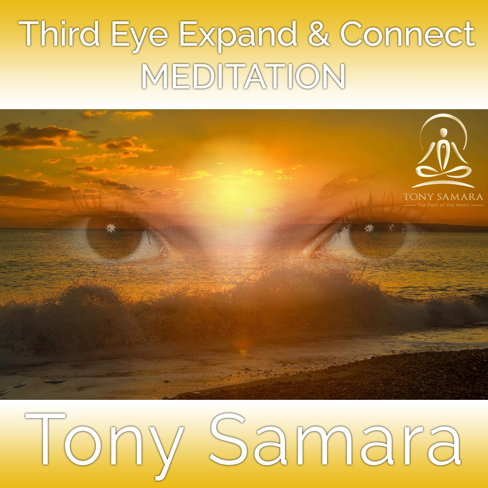 Third Eye Expand & Connect Meditation (MP3 Audio Download) - Tony Samara Meditation