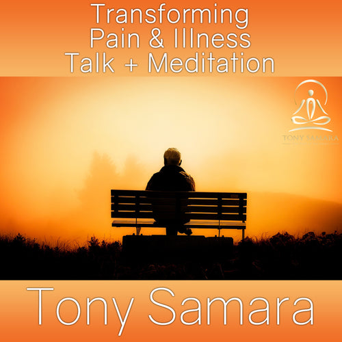Transforming Pain & Illness Talk + Meditation (MP3 Audio Download)