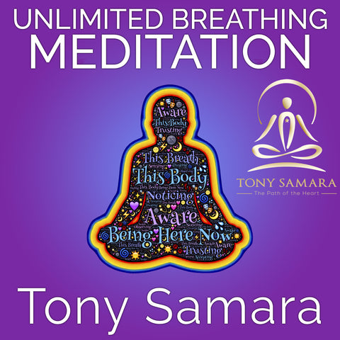 Unlimited Breathing Meditation (MP3 Audio Download)
