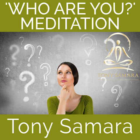 Who Are You? Meditation (MP3 Audio Download)