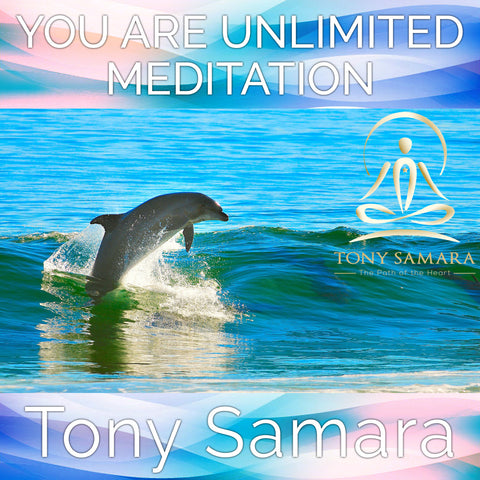 You Are Unlimited Meditation (MP3 Audio Download) - Tony Samara Meditation