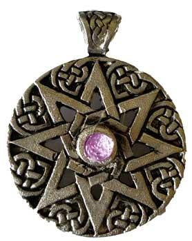 8 Pointed Star Amulet