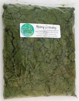 1 Lb Money Drawing Powder Incense