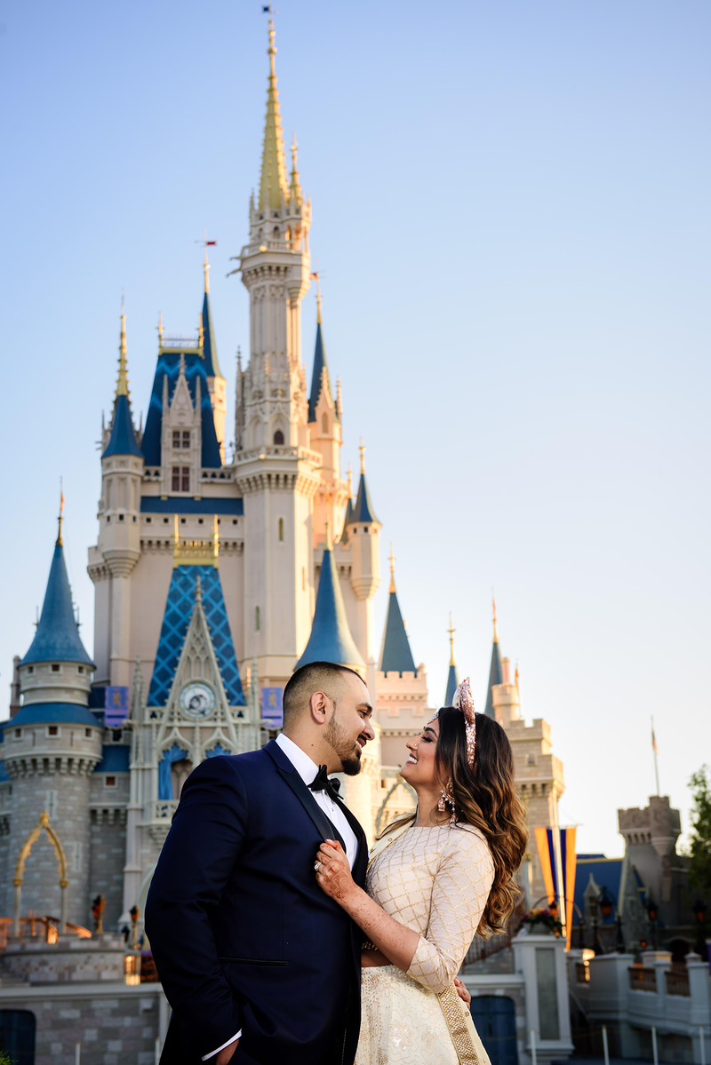 Bridal Diaries Entry #3: A Disney Dream