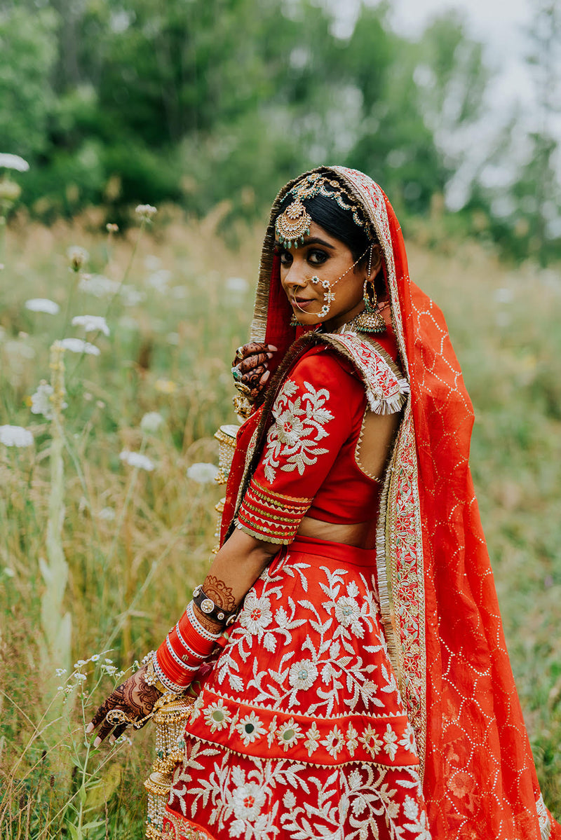 THE REAL MANI JASSAL BRIDE