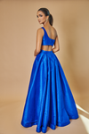 ELECTRIC BLUE CLASSIC MKJ SKIRT