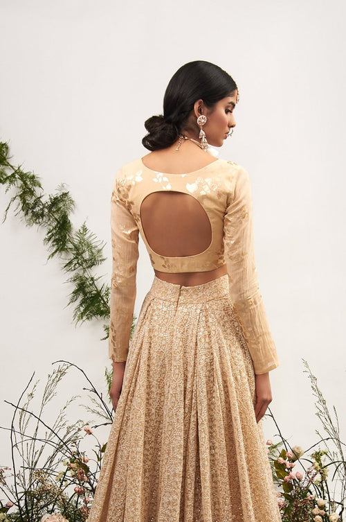 GOLD NILE TOP