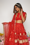 JIND RED HIERARCHY TOP