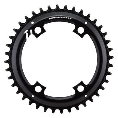 X-Sync Apex-1 Asym Chainrings