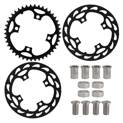Double Guard Chainring