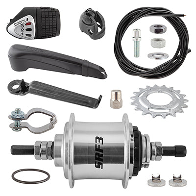 SRF3 3sp Hub Kit