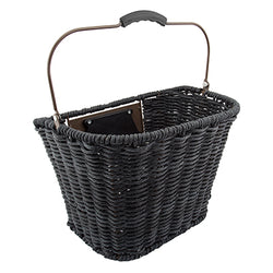 Synthetic Wicker QR Basket