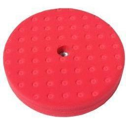 "Red Finishing Pad w/ CCS Tech 8"" - Double Sided - Lat 26 Degrees"