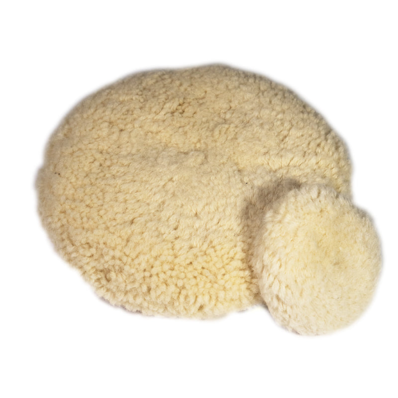 Compounding Wool Pads
