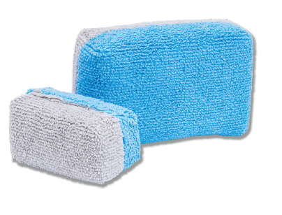 Microfiber Applicator - Large & Small sizes