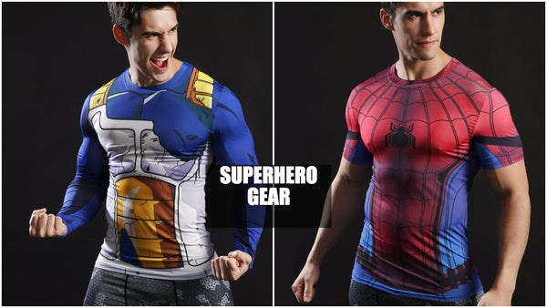 SUPERHERO GEAR