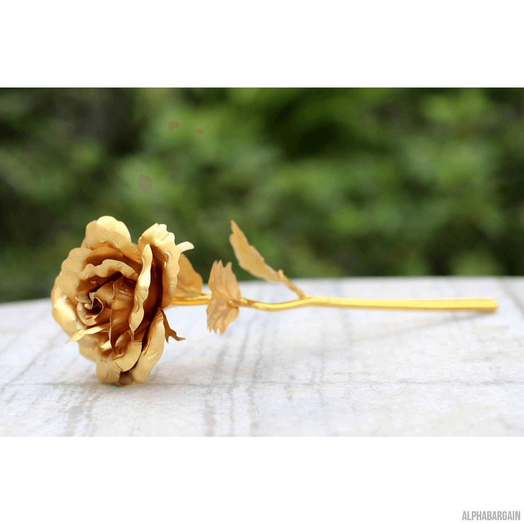 24K Gold Plated Rose Vital Survivalist