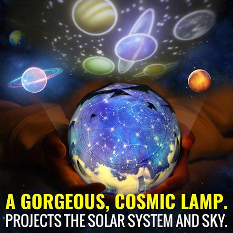 Image of Universe Projection Lamp Alpha Bargain