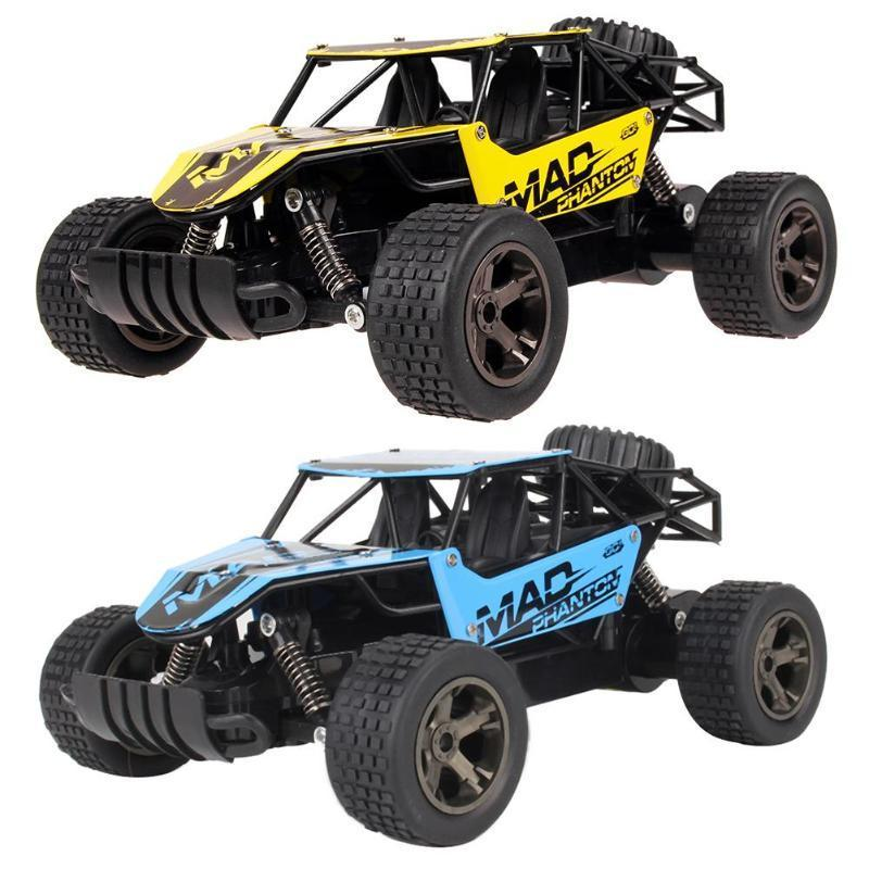 2.4G Off Road Remote Control High Speed RC Car RC Cars Alpha Bargain Blue