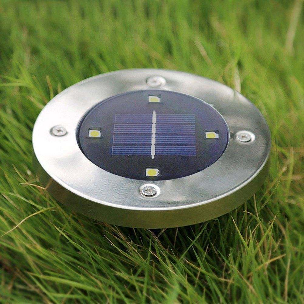Suntex™ Solar LED Ground Light