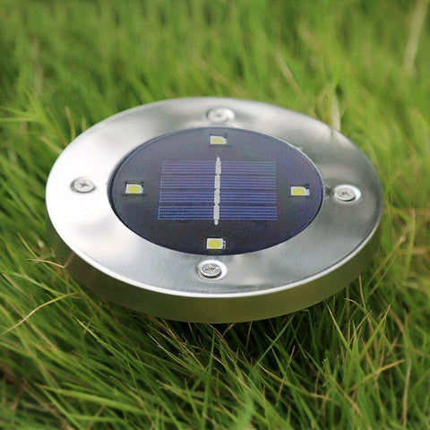 Image of Suntex™ Solar LED Ground Light