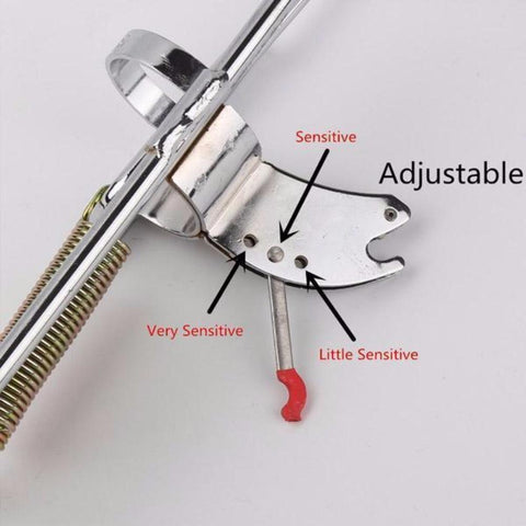 Image of Automatic Stainless Steel Fishing Hook Setter Vital Survivalist