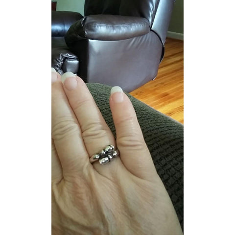 Image of Vintage Adjustable Hoof Ring - Giveaway! - Alpha Bargain