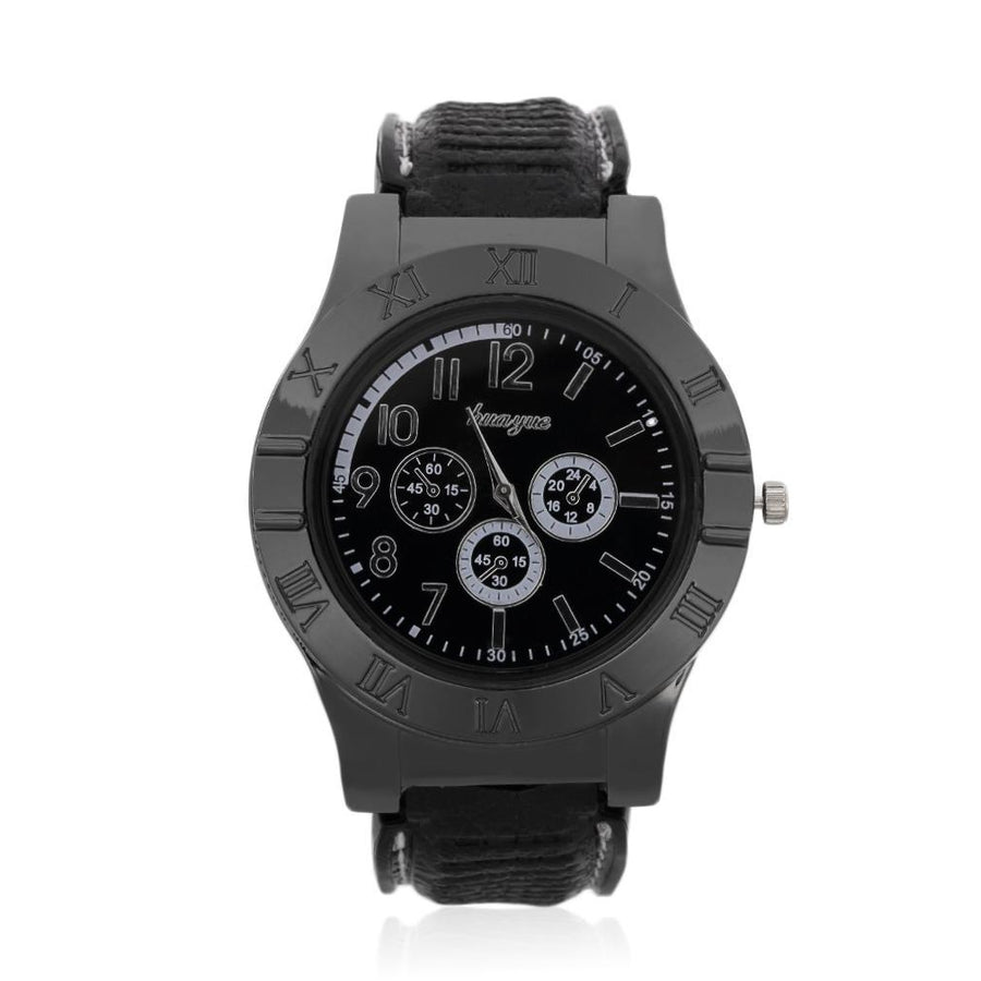 Tactical Spark Watch - Built in Lighter